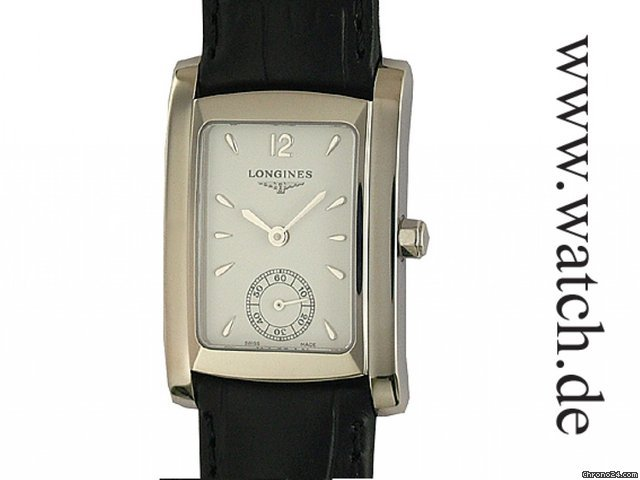 Longines Dolce Vita Glasboden 33x22mm