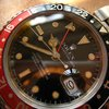 Rolex 16760 Patina marker Fat Lady GMT Master II