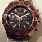 Breitling Superocean chronograph II limited edition NEW