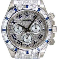 Rolex Cosmograph Daytona 116599 116599-PVEDRDBLUL Pave Diamond...