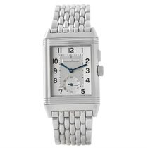 Jaeger-LeCoultre Reverso Duoface Stainless Steel Watch 272.8.54