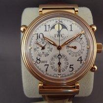 """IWC """"Da Vinci Rattrapante"""" Perpetual Calendar Pink Gold"""