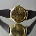Longines ULTRONIC 18K SOLID GOLD VINTAGE WATCH CAL.6312