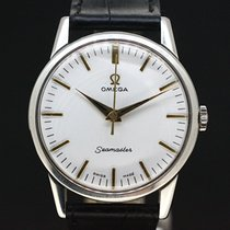 Omega Seamaster White Dial cal. 286 anno 1962