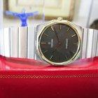 Concord Mariner Sg Stainless Steel & 18k Thin Quartz Watch
