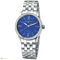 Ulysse Nardin Classico Lady Diamonds Bezel Stainless Steel...