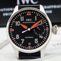 (24136) IWC IW500433 Big Pilot 7 Day SS/ Muhammad Ali Limited...