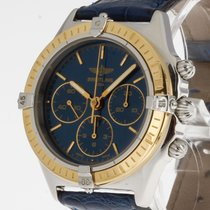 Breitling Callisto Chronograph Stahl/Gold Ref. D11045