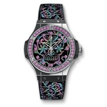 Hublot Big Bang Broderie Sugar Skull Steel