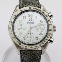 Omega Speedmaster Reduced Mother of Pearl Dial