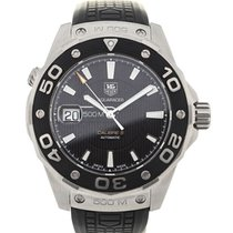 TAG Heuer Aquaracer 43 Automatic Rubber
