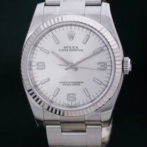 Rolex Oyster Perpetual, Reference 116034, LC 100, ungetragen