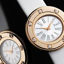 Piaget [NEW] Possession Silver Dial 18 Carat Rose Gold Ladies...