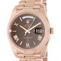 Rolex Day Date 228235 In Rose Gold, 40 Mm