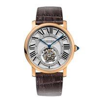 Cartier Rotonde Manual Mens Watch Ref W1556215