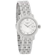 Tissot Classic Ladies Silver Dial Swiss Quartz Watch T097.010....