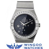 Omega - CONSTELLATION QUARTZ 24 MM Ref. 123.15.24.60.03.001