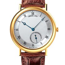 Breguet Brequet Classique 5140 18K Yellow Gold Men's Watch