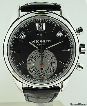Patek Philippe Annual Calendar Chronograph Watch 5960P