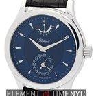 Chopard L.U.C. Quattro 8 Day 18k White Gold Blue Dial LTD...