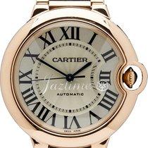 Cartier W69004Z2 BALLON BLEU DE CARTIER 36mm PINK GOLD 2016