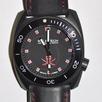 "Ralf Tech WRV ""S"" Hybrid Black ""Red Pirate"