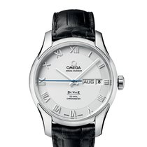 Omega De Ville Co-Axial Annual Calendar 41 mm -SALE-