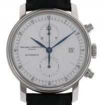 Baume & Mercier Classima Chronograph XL Stahl Automatik...