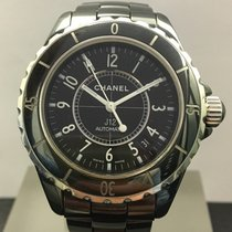 Chanel J12 Ceramic Automatic  H0685