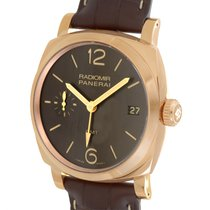 Panerai PAM00570 Radiomir 1940 Gold Limited Edition Men's