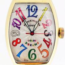 Franck Muller casablanca Color Dreams 5850 SC COLDRM [FULLSET...