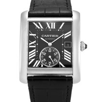 Cartier ​Tank MC Steel 34.3mm X 44mm
