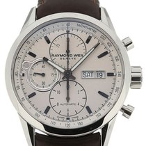 Raymond Weil Freelancer 42 Automatic Chronograph Brown Leather