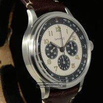 Eberhard & Co. AVIOGRAF Cronografo Ref. 31018 Anni '90