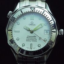 Omega Seamaster 2552.2000  300 Professional White Dial