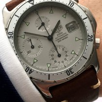 Heuer Currently in Service: Heuer 2000 Automatik Chronograph...
