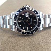 勞力士 (Rolex) GMT- MASTER STEEL BLACK DIAL