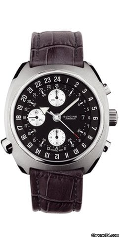 Glycine AIRMAN SST CHRONOGRAPH - 100 % NEW