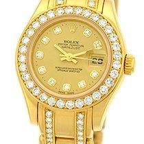 "Rolex ""Diamond Masterpiece/Pearlmaster""."