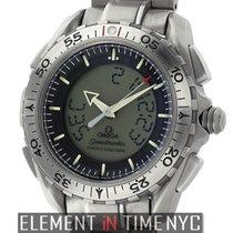 Omega Speedmaster X-33 Titanium 42mm Digital 2nd Generation...