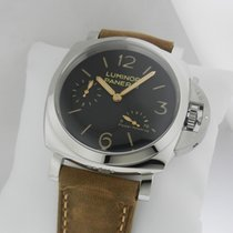 Panerai Luminor 1950 Power Reserve PAM00423 Steel Left Hand