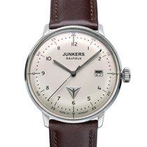 Junkers Bauhaus Modell: 6046-5 Herrenuhr inkl.Ersatzarmband