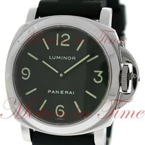 Panerai Luminor Base Hand Wound, Black Dial, Limited Edition...