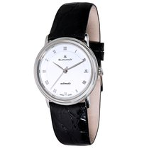 Blancpain Villeret Stainless Steel Automatic Dress Watch...