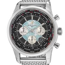 Breitling Transocean Men's Watch AB0510U4/BB62-152A