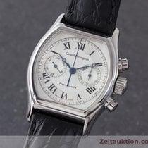 Girard Perregaux Richeville Chronograph Stahl Handaufzug 2710