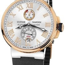 Ulysse Nardin Marine Chronometer Manufacture 45mm 1185-122-3/4...