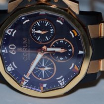 Corum Admiral's Cup Regatta 44 18K Solid Rose Gold