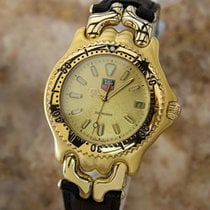 TAG Heuer Men's Elegance 200m Swiss Made Gold Plated...