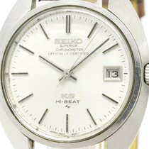 Seiko Vintage King Seiko Superior Chronometer Hi-beat Watch...
